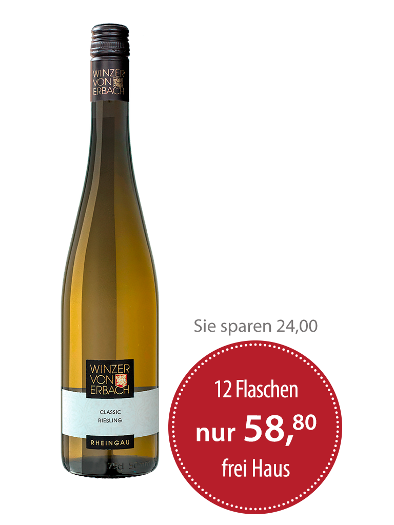 12er Weinpaket<br>»Riesling Classic«